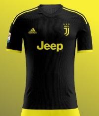 Juventus 2019 possible maillot third