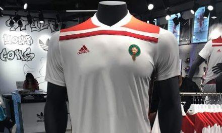 Infos sur les maillots Maroc 2018 coupe du monde 2018 Adidas