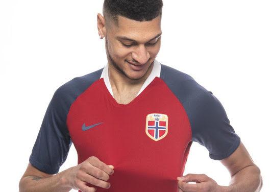 Les nouveaux maillots de football Norvege 2018 chez Nike