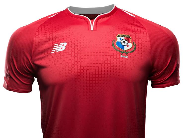 Panama 2018 maillot domicile coupe du monde