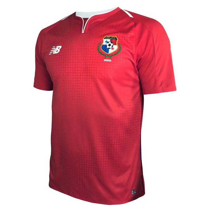 Panama 2018 maillot domicile foot coupe du monde 2018