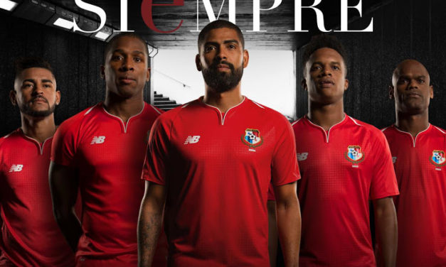 Les maillots de foot Panama 2018 coupe du monde 2018