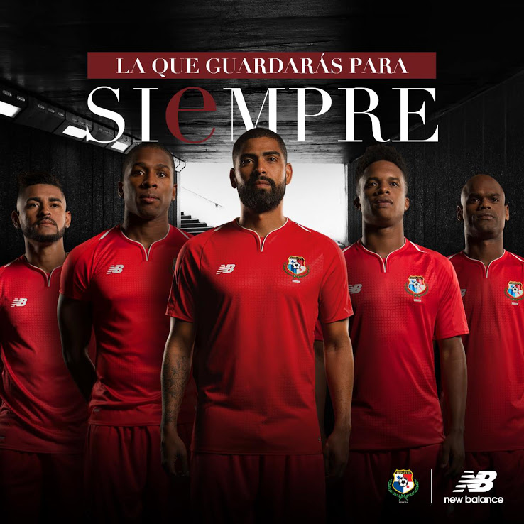 Panama 2018 maillot domicile foot coupe du monde