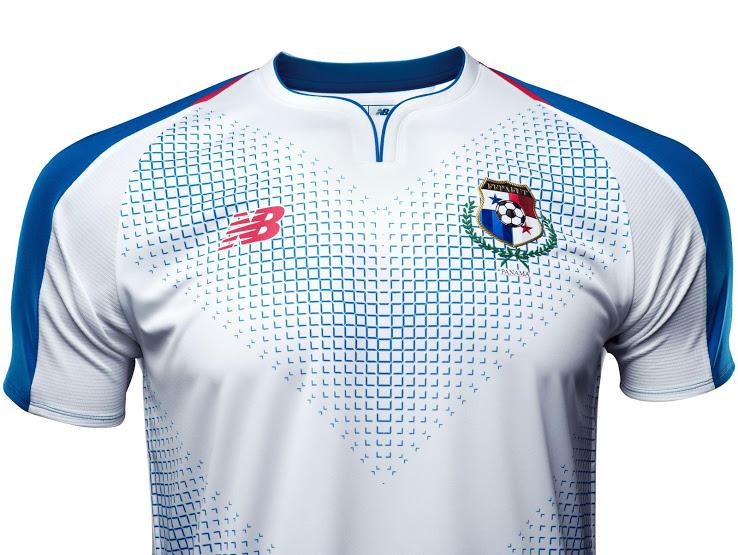Panama 2018 maillot exterieur foot coupe du monde