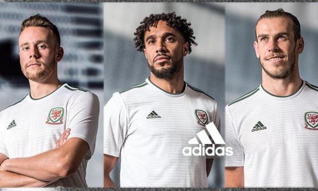 Les maillots de foot Pays de Galles 2018 officialisés