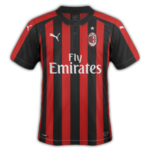 Milan AC 2019 maillot domicile 2018-2019 Puma