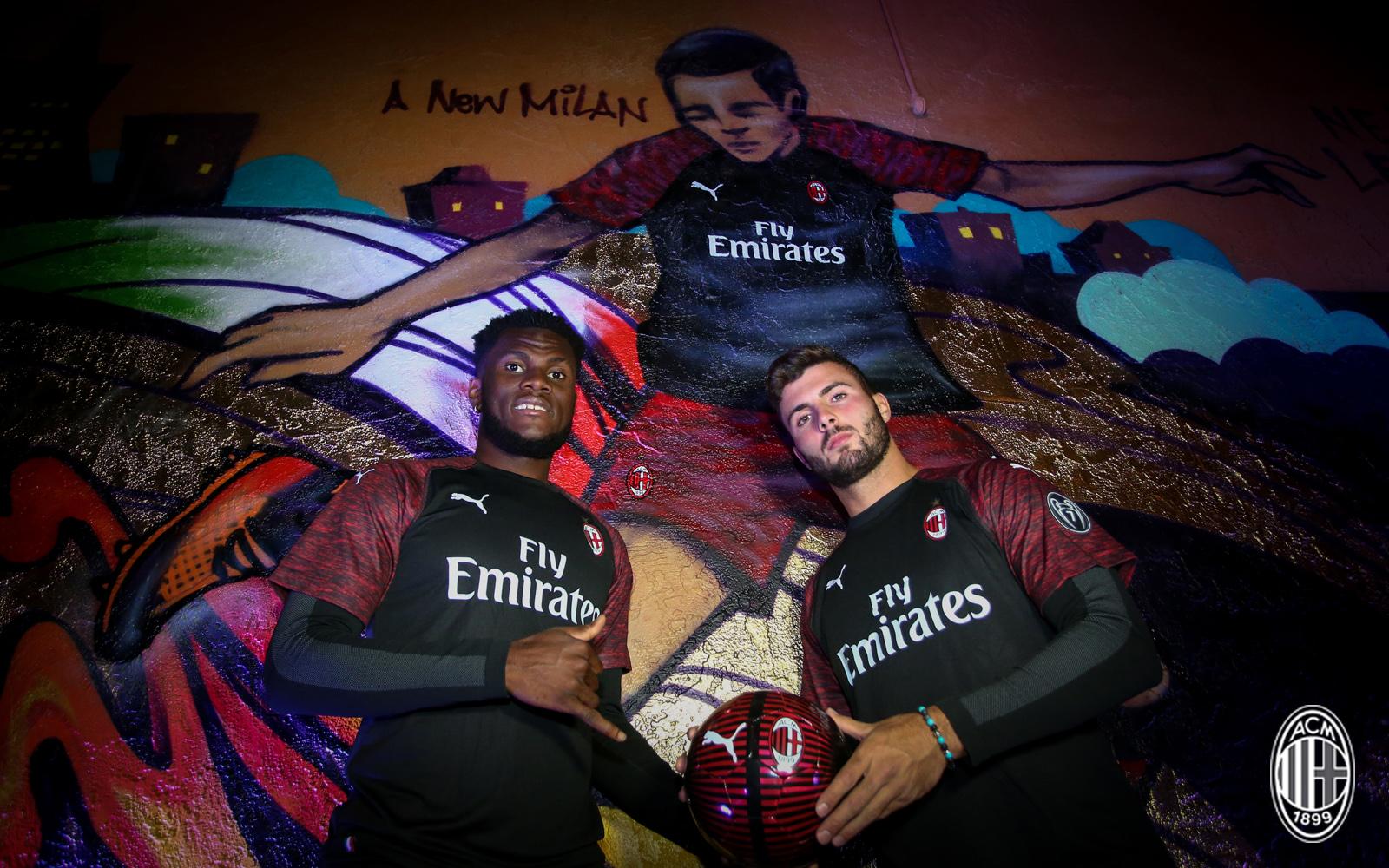 AC Milan 2019 présentation maillot third Puma