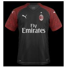 AC Milan 2019 troisième maillot third 18 19 Puma