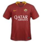 AS Roma 2019 maillot domicile