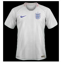 Angleterre 2018 maillot domicile coupe du monde 2018