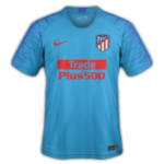 Atletico Madrid 2019 maillot exterieur foot 2018 2019