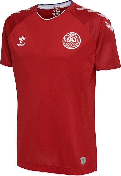 Danemark 2018 maillot de foot domicile coupe du monde 2018
