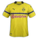 Dortmund 2019 maillot ligue des champions 18 19