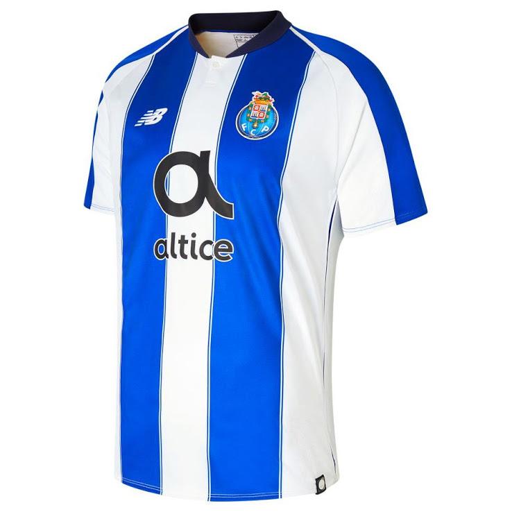 FC Porto 2019 maillot de foot domicile 18 19
