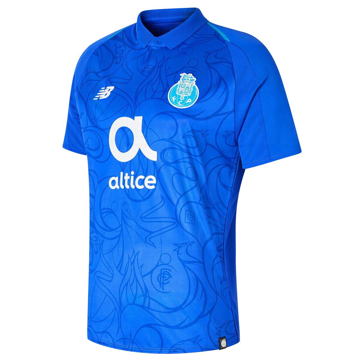 FC Porto 2019 maillot de foot third 18 19