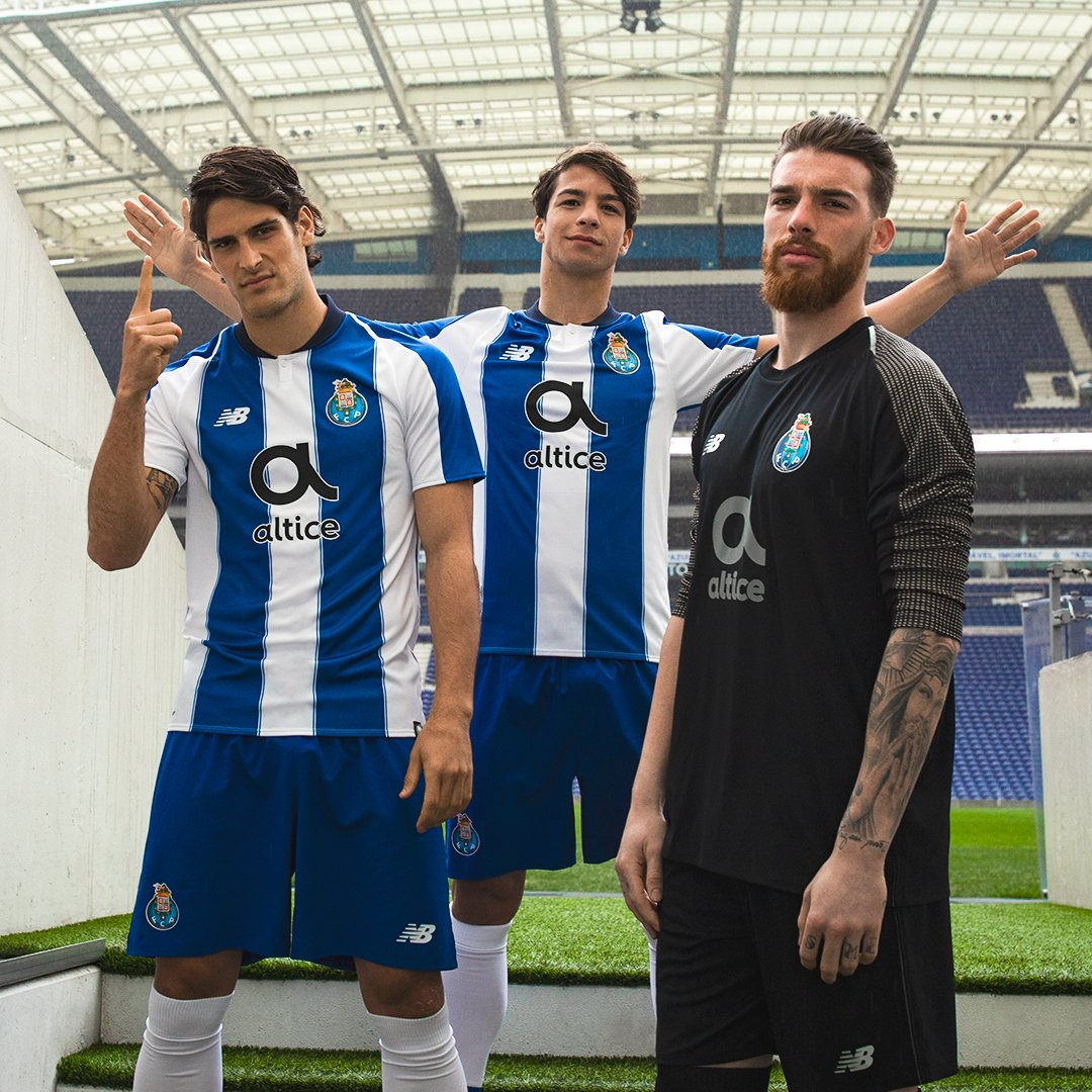 FC Porto 2019 maillot football domicile 2018 2019