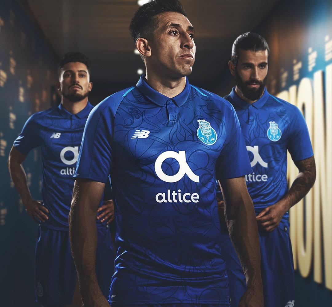 FC Porto 2019 troisième maillot football