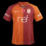 Galatasaray 2019 maillot foot domicile 18 19