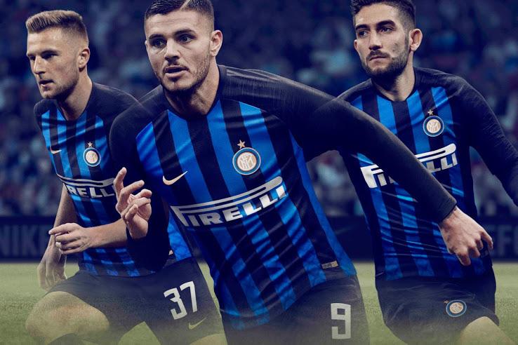 Inter 2019 maillot domicile officiel Nike