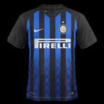 Inter Milan 2019 maillot domicile 18 19 Nike