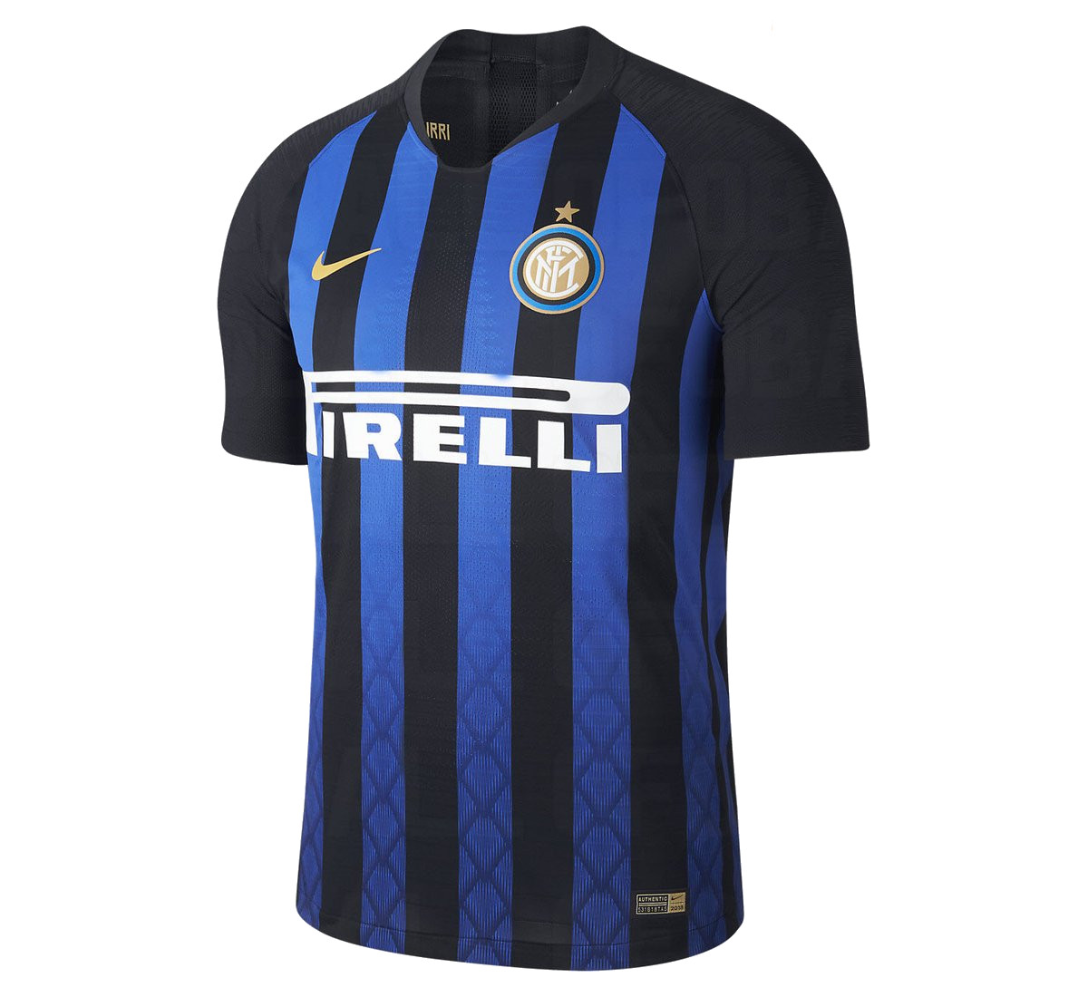 Inter Milan 2019 maillot domicile foot 18 19