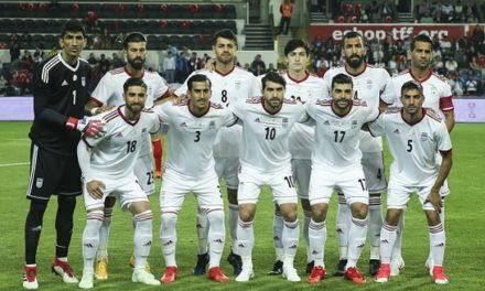 Iran 2018 les maillots de foot coupe du monde 2018