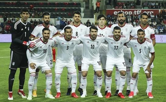 Iran 2018 maillot domicile coupe du monde 2018