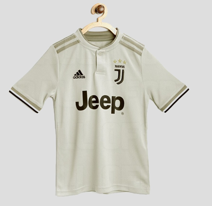 Juventus 2019 maillot de foot extérieur 18 19