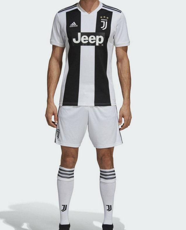 Juventus 2019 maillot domicile 18 19