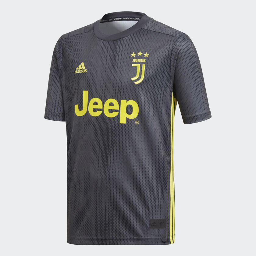 Juventus 2019 maillot third football 18 19