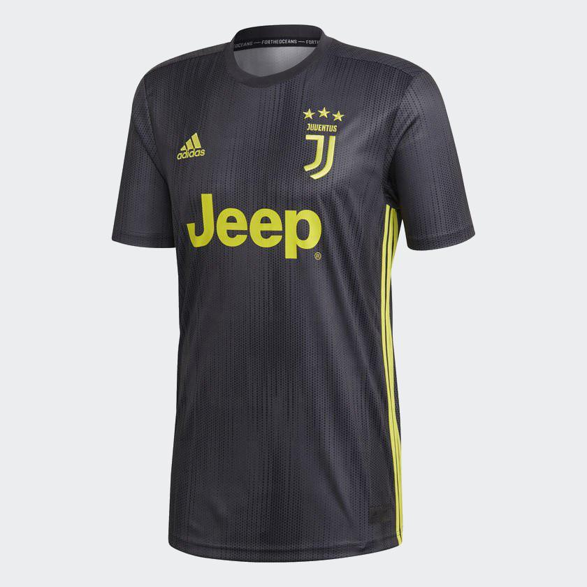 Juventus 2019 maillot third football Adidas