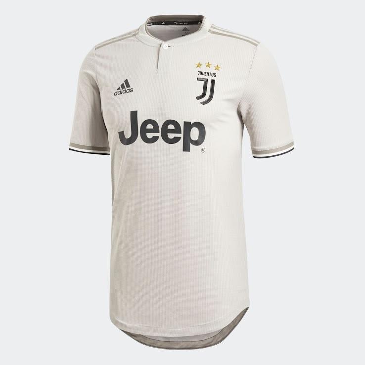 Juventus 2019 nouveau maillot extérieur officiel 2018 2019