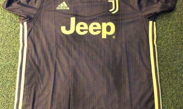 Juventus 2019 les nouveaux maillots de football 18-19