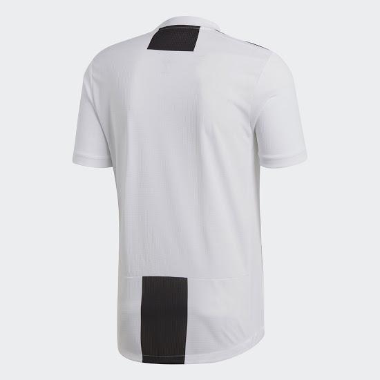 Juventus de Turin 2019 dos maillot domicile 18 19