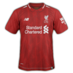 Liverpool 2019 maillot foot domicile 2018 2019