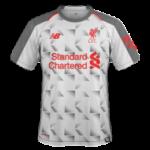 Liverpool 2019 troisième maillot third 18 19