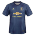 Manchester united maillot third 18-19
