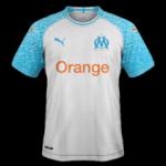 OM 2019 maillot domicile 18 19 Marseille