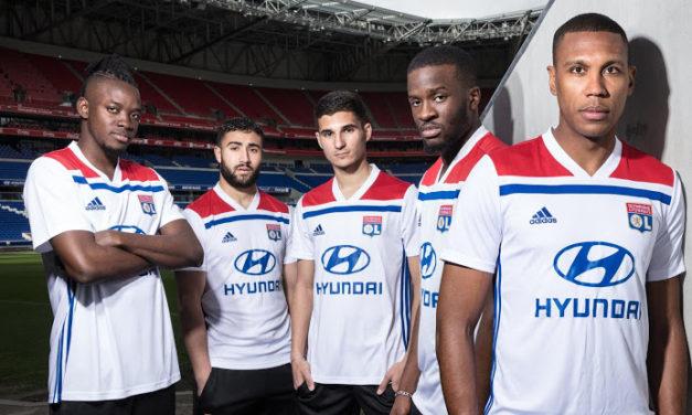 OL 2019 maillots de foot Olympique Lyonnais 2018 2019