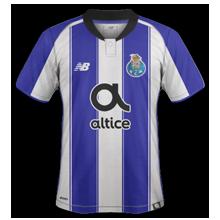 Porto 2019 maillot domicile foot 18 19