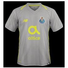 Porto 2019 maillot exterieur New Balance 18 19