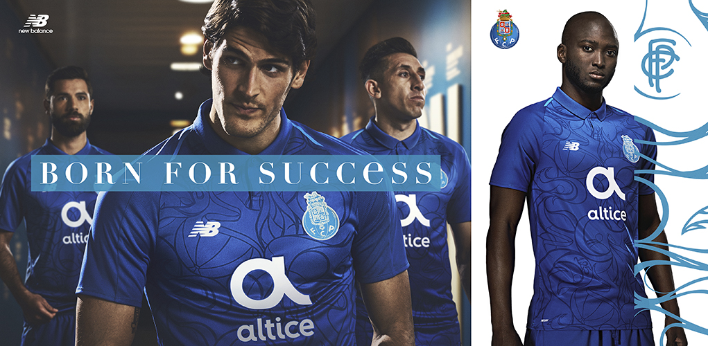 Porto 2019 maillot third foot 18 19