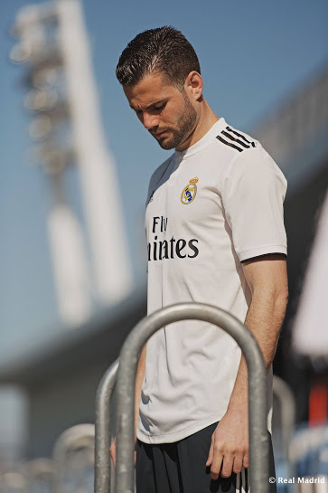 Real Madrid 2019 maillot de foot domicile officiel