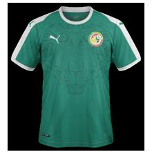Senegal 2018 maillot extérieur coupe du monde 2018