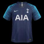 Tottenham 2019 maillot exterieur 2018 2019