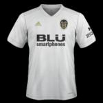 Valencia 2019 maillot de foot domicile