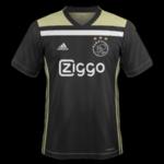 Ajax 2019 maillot foot extérieur 18 19 Amsterdam