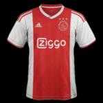 Ajax 2019 maillot foot domicile 18 19 Amsterdam