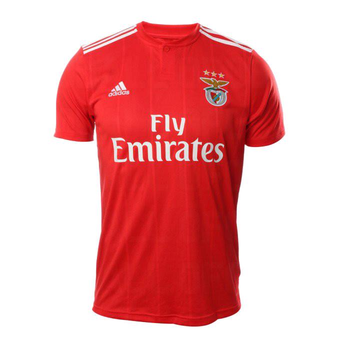 Benfica 2019 maillot de foot 18 19 Adidas