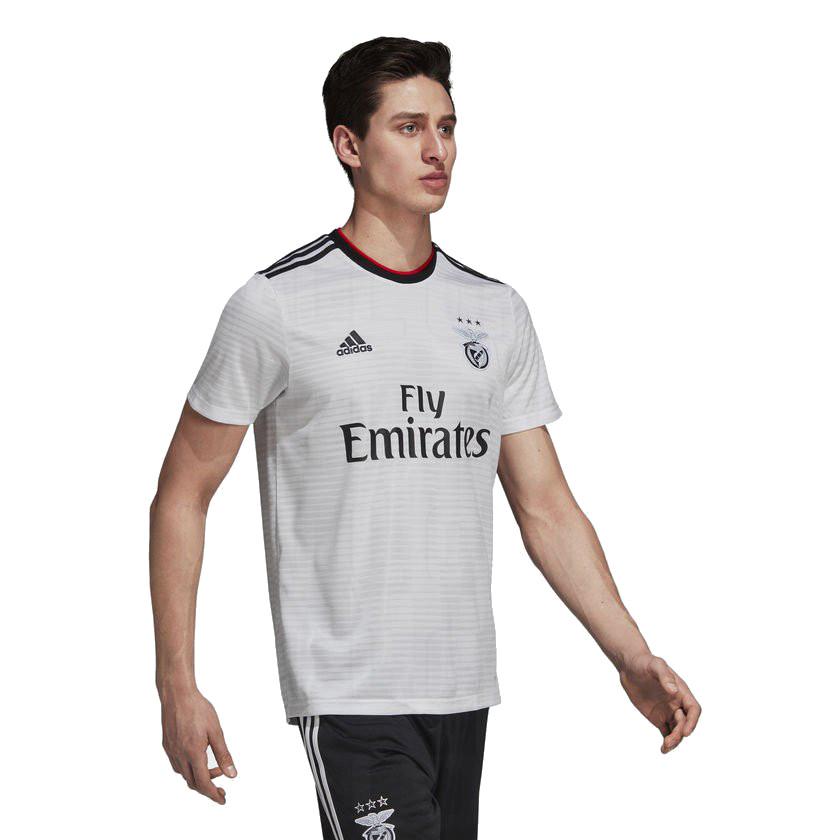 Benfica 2019 maillot foot extérieur 18 19